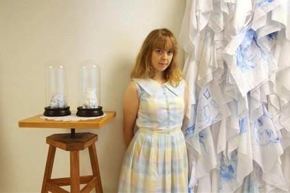 Испания: выставка юной россиянки в Барселоне