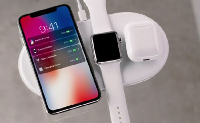 В беспроводной зарядке разглядели угрозу для iPhone X