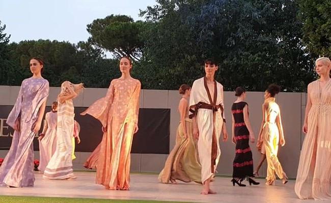 Италия: АltaRomaAltaModa в Риме - не только мода