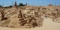 Португалия: фестиваль скульптур из песка