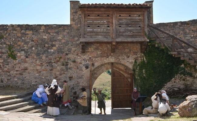 Испания: крепость Аргуэсо включена в список значимых исторических строений