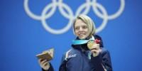 Знаменосец сборной Италии завоевывает первое «золото» для страны
