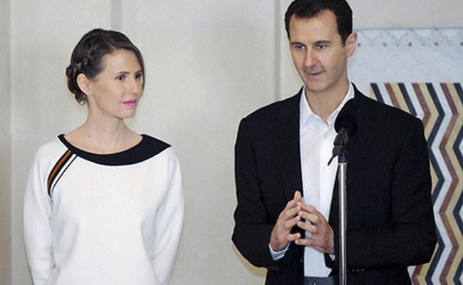 У жены Асада нашли рак
