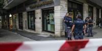 Италия: бандиты не смогли ограбить банк