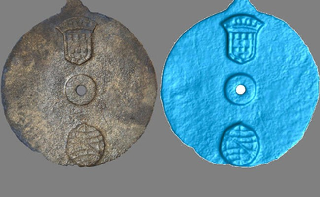 Археологи нашли старейшую португальскую астролябию