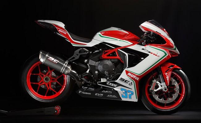 На аукционе в Италии продан уникальный мотоцикл за 112 тысяч долларов