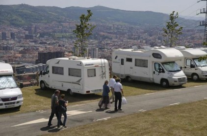 Все больше испанцев отдают предпочтение автодомам