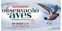 Португалия: фестиваль любительской орнитологии в Сагреше