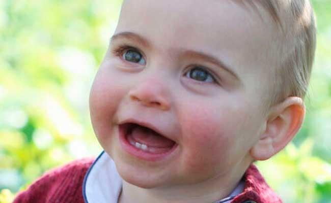 Опубликованы новые фотографии младшего сына Кейт и Уильяма
