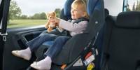 В Италии детские автомобильные кресла снабдят электронными датчиками