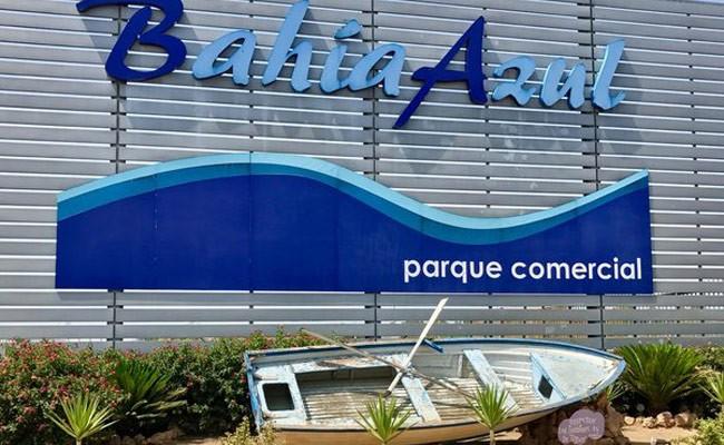 Испания: в Малаге выставлен на продажу торговый центр Bahía Azul