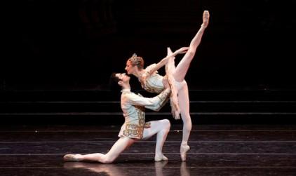 Балетная труппа из Харькова исполнит «Спящую красавицу» в Португалии