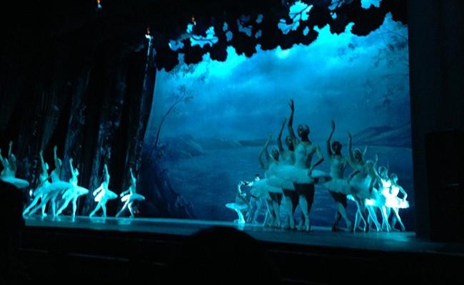 Русский балет в Риме