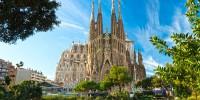 Храм Святого Семейства - самое популярное место в Испании