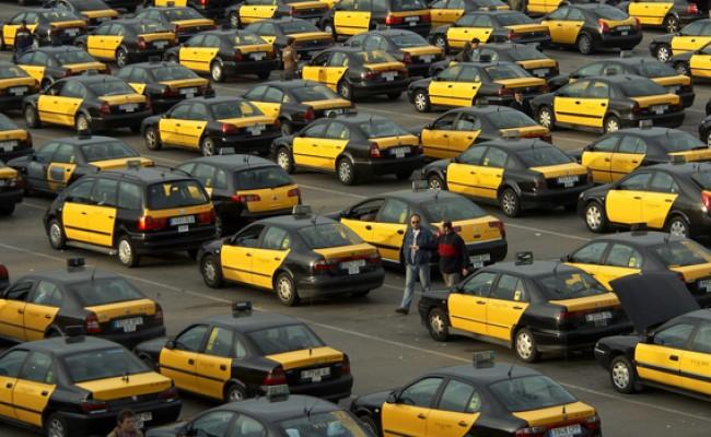 Барселонское такси - лучшее в Испании
