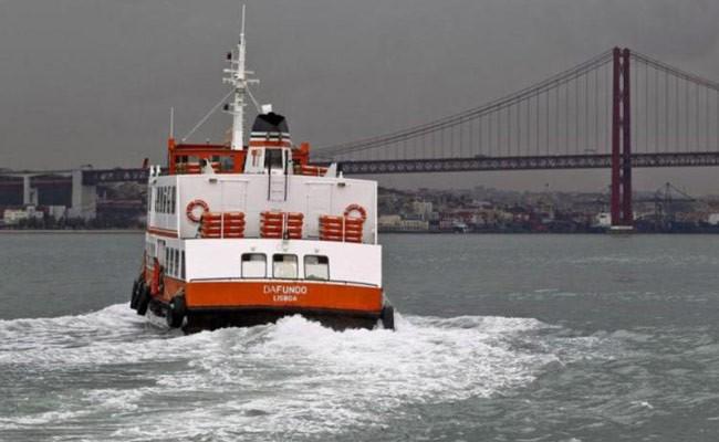 Португалия: число пассажиров речного транспорта резко возросло
