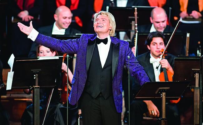 Николай Басков: Смысл жизни - петь для людей
