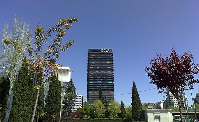 Испания: «Башня BBVA» стала объектом культурного наследия