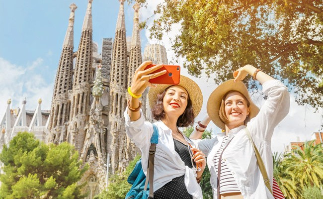 В Испании участились жалобы на поведение туристов