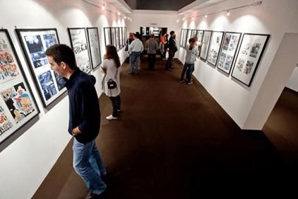 Португалия: международный фестиваль комиксов в Амадоре