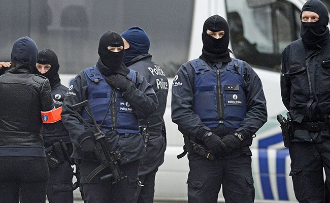 В Бельгии предъявлены обвинения подозреваемым в терактах