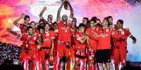 Португальская «Бенфика» - в десятке лучших в Европе