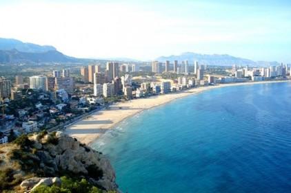 Пляжи Бенидорма самые безопасные в Испании