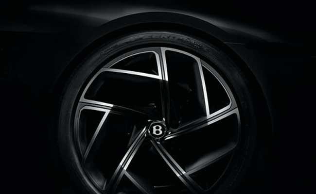 Выпущен самый дорогой Bentley