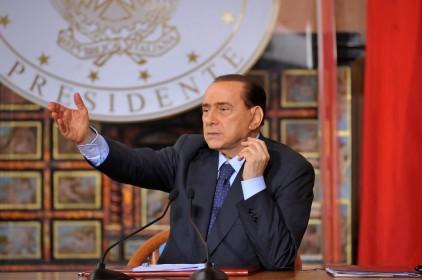 Партия Берлускони оказалась замешанной в финансовом скандале