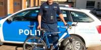 Эстонская полиция нашла украденный велосипед через 14 лет
