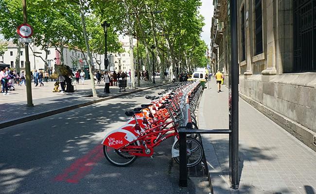 Испания: в Барселоне появится пять новых велосипедных маршрутов