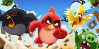 Angry Birds пошли ко дну