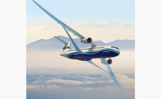 Самолеты Boeing станут трансзвуковыми