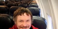 Парень летел в Италию один