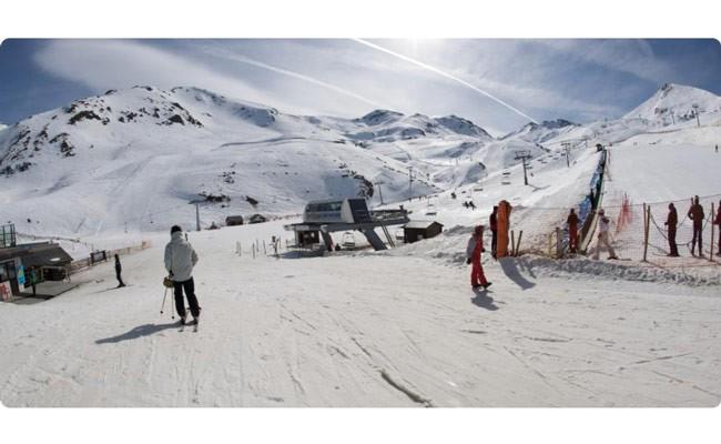 Назван лучший горнолыжный курорт Испании