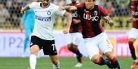 «Интер» проиграл «Болонье» в чемпионате Италии