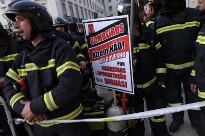 Португалия: «да гори все синим пламенем»...