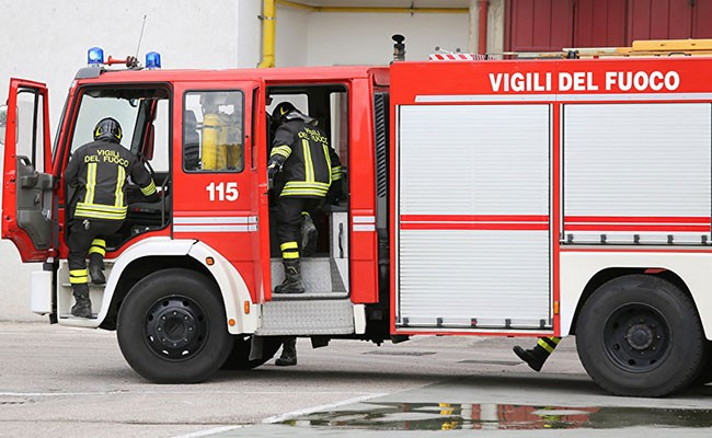 Взрыв на химическом заводе произошел в Италии