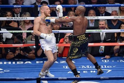 Мэйуэзер собрался вновь драться с Макгрегором