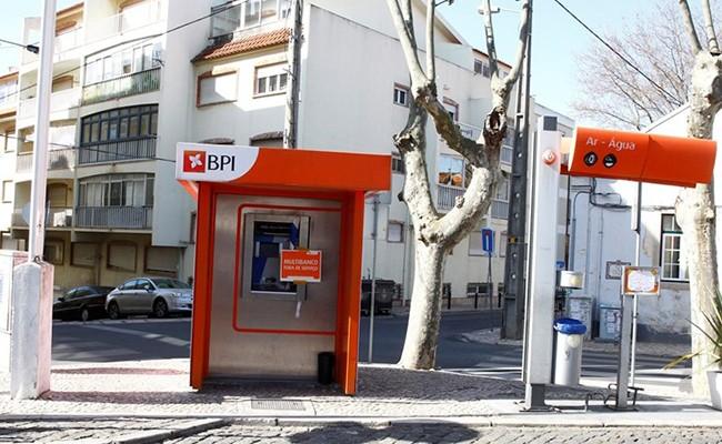 Португалия: ограбление банкомата в Кашкайше