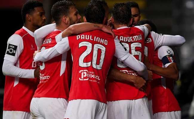 Португалия: «Брага» прошла в плей-офф Лиги Европы