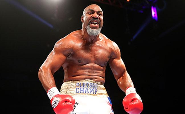 Американский боксер Бриггс анонсировал бой с Тайсоном
