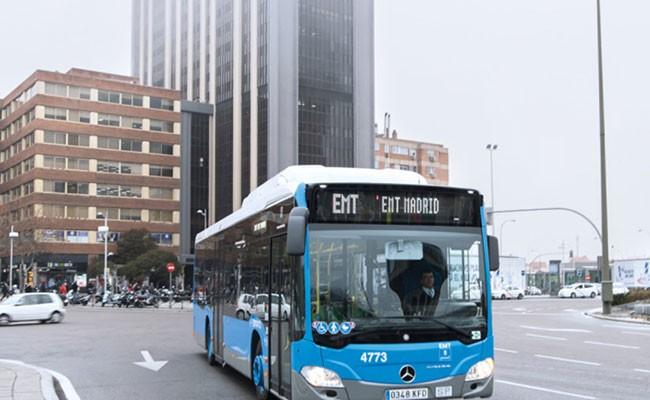 Мадрид избавится от дизельных автобусов