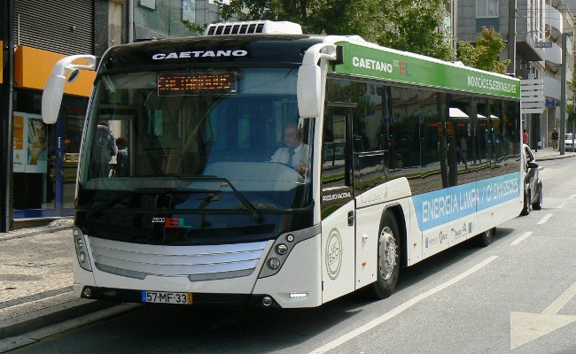 Португалия: CaetanoBus будет производить электрические автобусы в Китае
