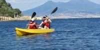 Италия: каякинг в Неаполе