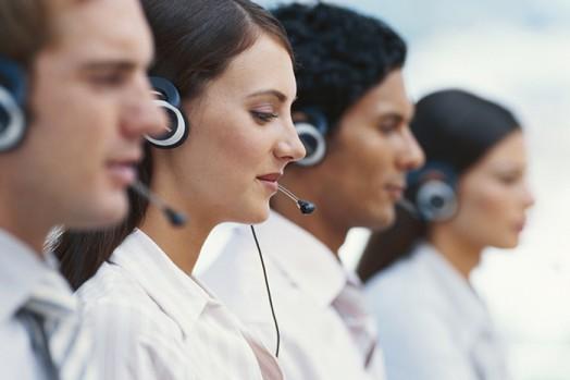 В крупную компанию в Лиссабоне требуются операторы колл-центра