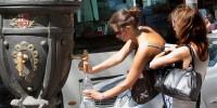 Экстремальная жара приходит в Каталонию