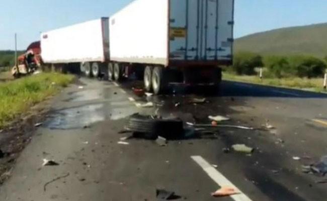 Португальский водитель погиб в Испании