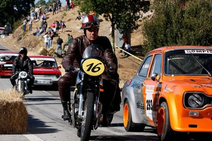 Португалия: Моторфестиваль в стиле ретро