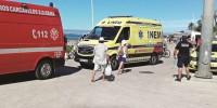 Португалия: дефибриллятор на пляже спас мужчину